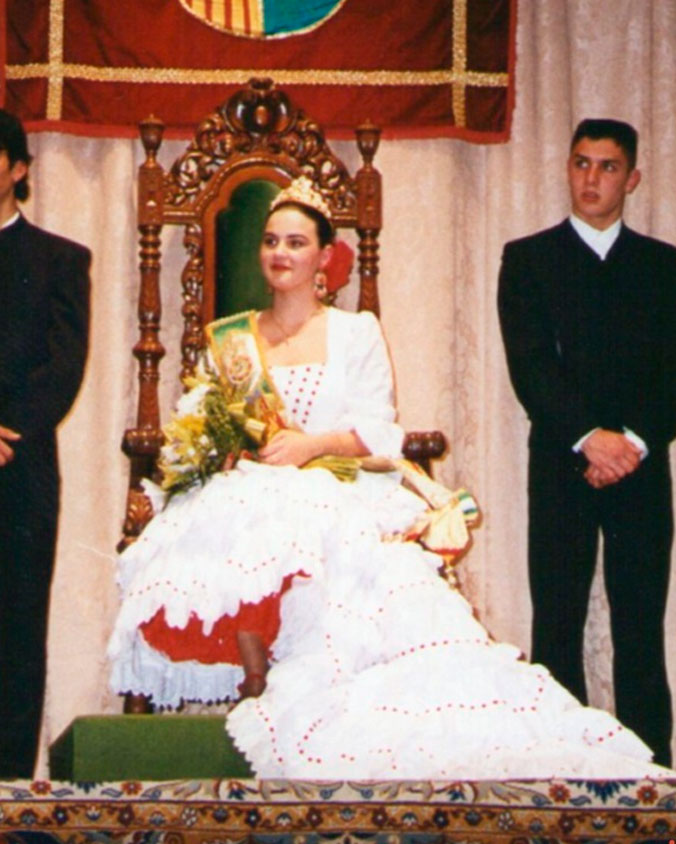 Ana Belén Tárraga Reinoso. Procedente de la Asociación Cultural Andaluza de Valencia
