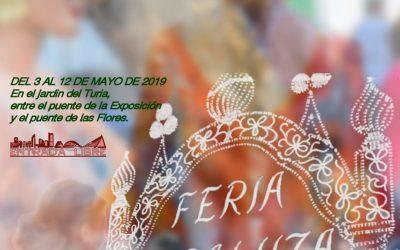 PROGRAMA FERIA ANDALUZA EN VALENCIA'19