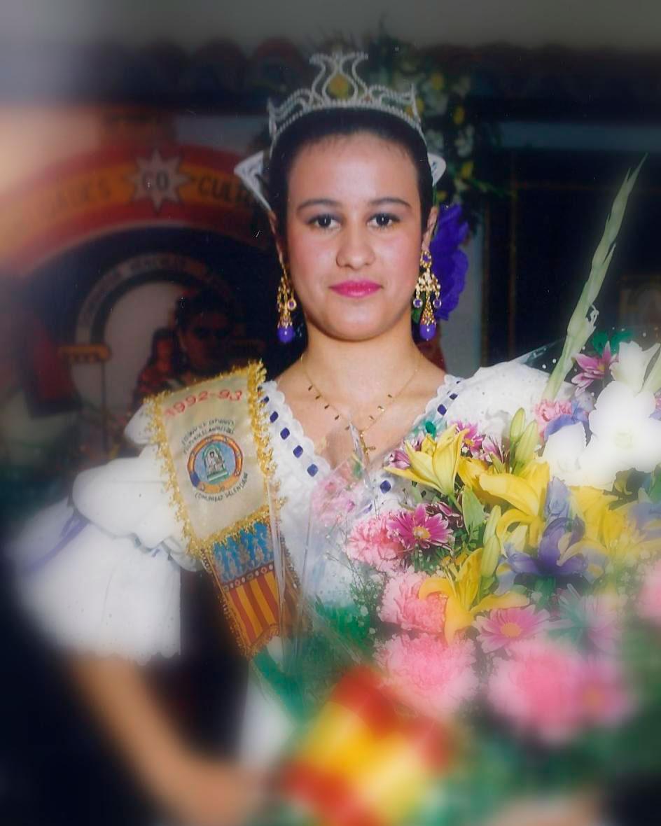 Maribel Pacheco Ruiz. Procedente del Centro Cultural Andaluz de Quart de Poblet.