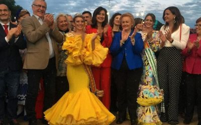 FECACV INAUGURA LA FERIA ANDALUZA DE VALENCIA 2019