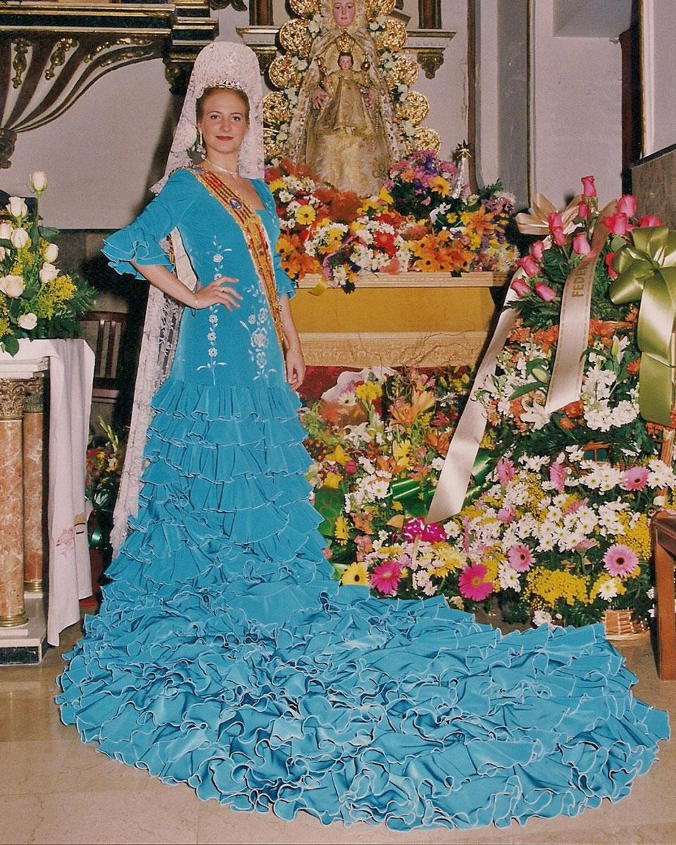 Rocío Gabriela Gómez Anguis. Procedente de la Asociación Cultural Andaluza de Aldaia