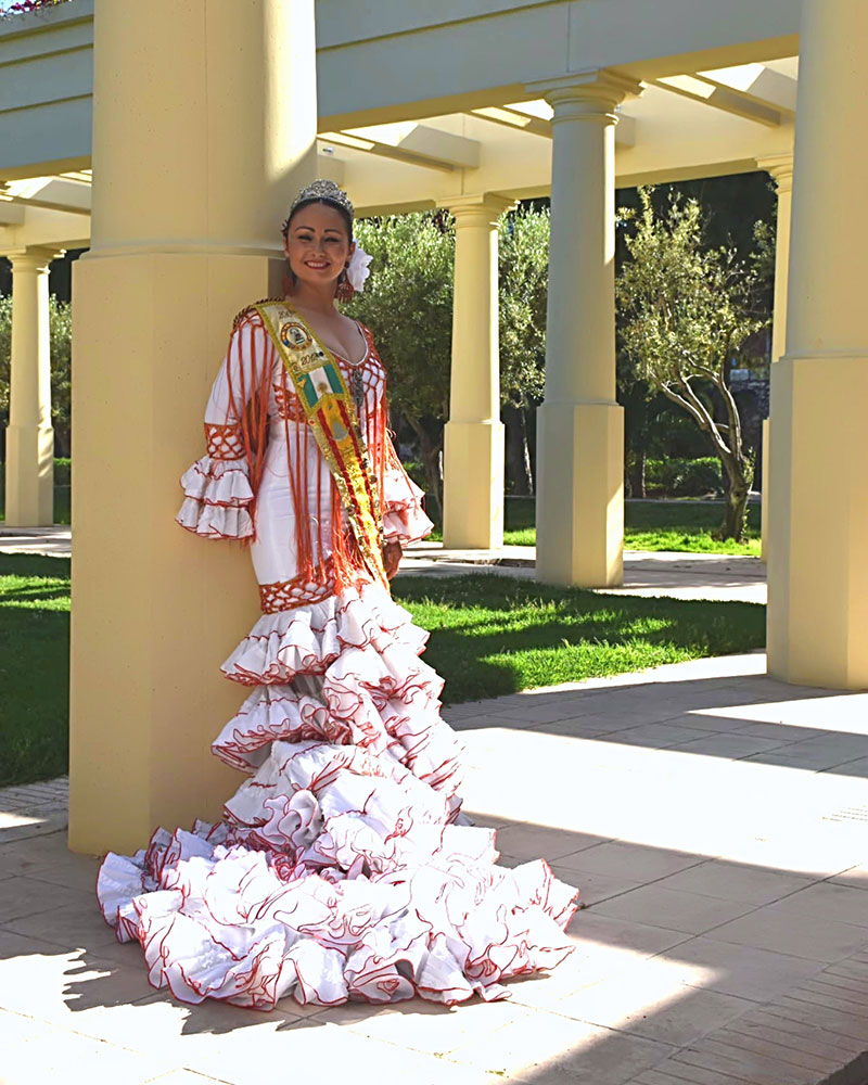 Sandra Sánchez Martínez. Procedente de la Casa de Andalucía Horta Nord de Massamagrell
